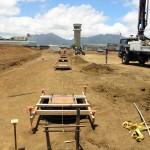 """36"""" diameter Caisson Installation at sea level, HI"""