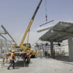 500 KW Install at US Embassy, Haiti