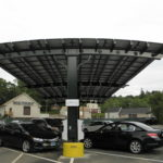 Architectural Design with Charging Station Stafford Springs CT