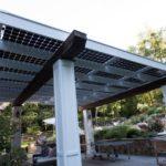 Design Build Solar Pergola