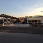 Solar Canopy, McDonalds, Garfield Heights OH, Dovetail Solar and Wind